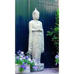 Standing Buddah Statue.