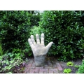 Giant Hand - Garden Statue - right