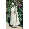 Madonna & Child Stone Figure