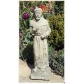 The Friar Statue