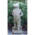 Whittington's Cat Statue