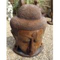 Umber Grand Buddha head