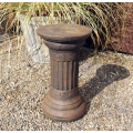 Burnt Umber Classical column