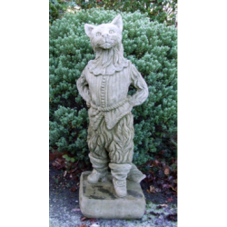 Whittington's Cat Statue